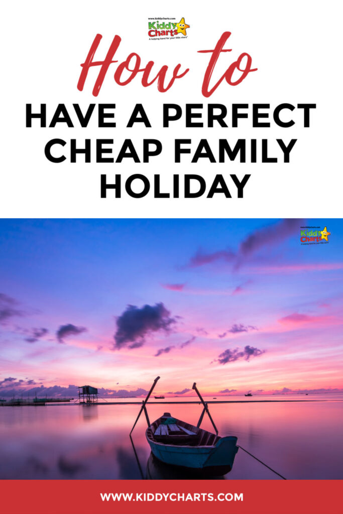 perfect cheap family holiday