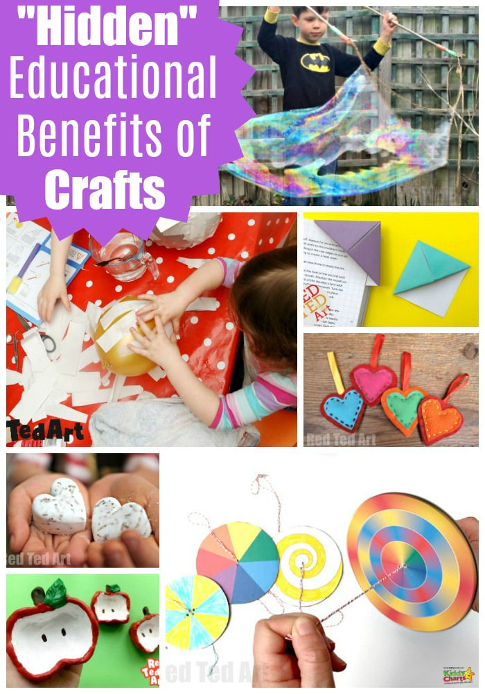 Learning with Crafts - Arts and Crafts that Support Learning