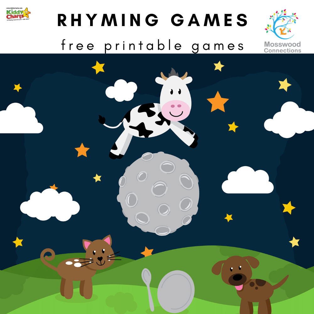 rhyming games for kids