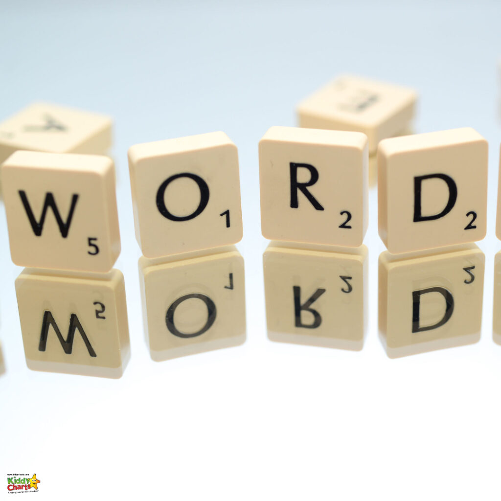 The letter fun word games