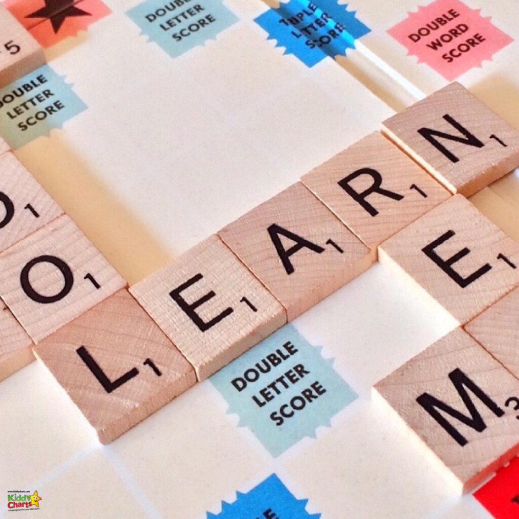 Scrabble fun word games