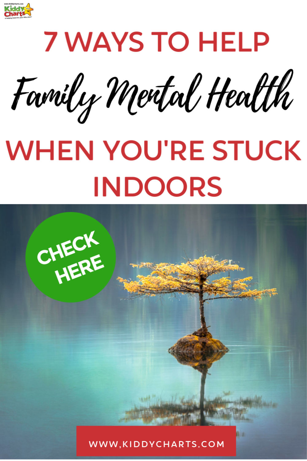 7 ways to help family's mental health when you're stuck indoors