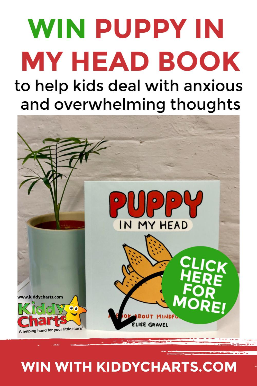 Puppy in my Head Book