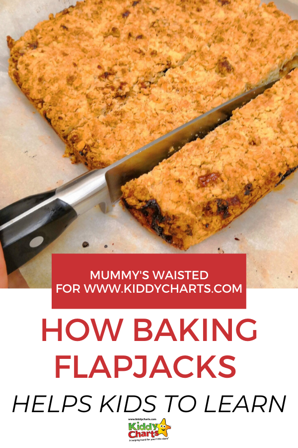 How baking flapjacks helps kids to learn