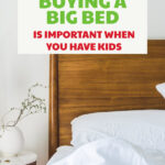 buying a big bed