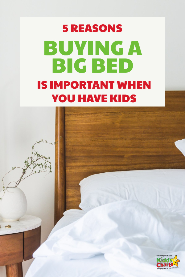 Buying a big bed: 5 reasons why you should!