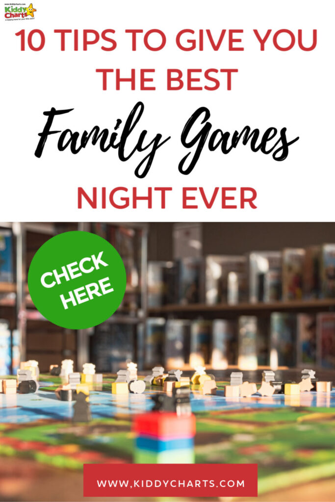 10 tips for the best family games night ever