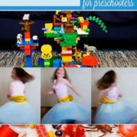 10 Ten Minute Challenges for Preschoolers | hands on