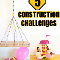 5 Construction Challenges for Kids