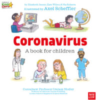 Coronavirus book for children to help you make it all easier to understand