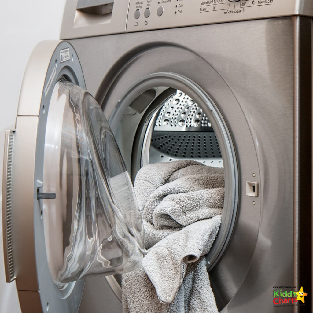 5 top tips for washing baby clothes
