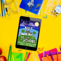 How to not go to school: Free eBook to help kids cope with homeschooling