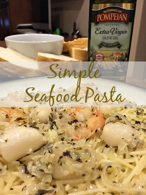 Simple Seafood Pasta Recipe