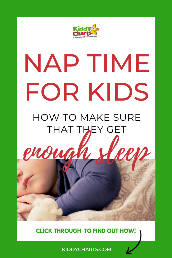 naptime for kids