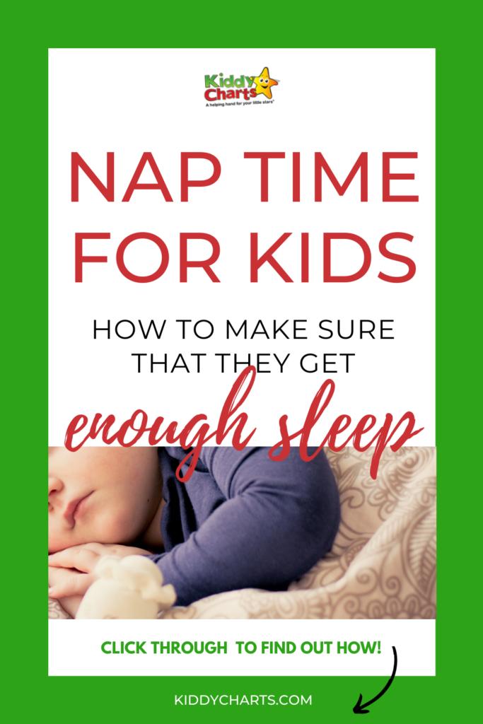 naptime for kids