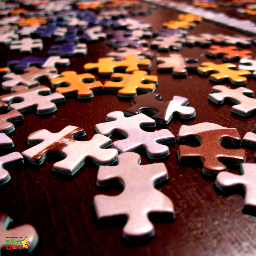5 floor games your kids will enjoy playing indoors - puzzle
