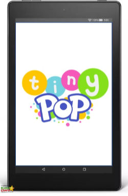 enter to win a tablet with Tiny Pop