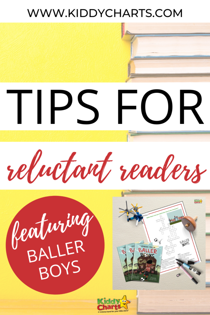 engage reluctant readers