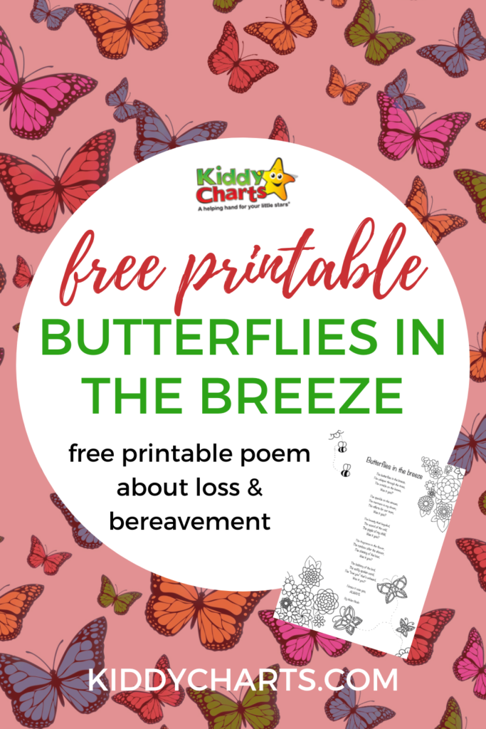 Butterflies in the Breeze poem