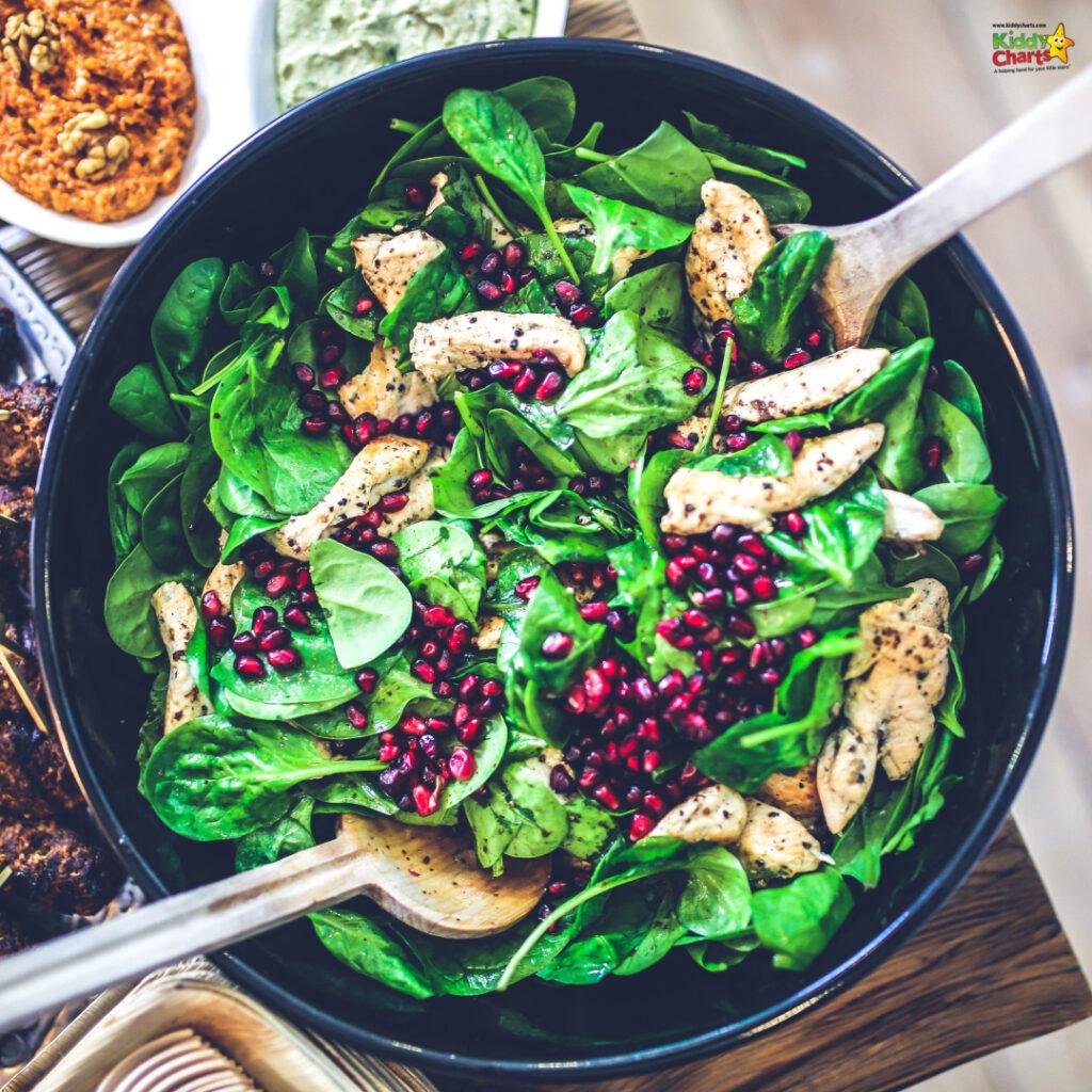 self care healthy food