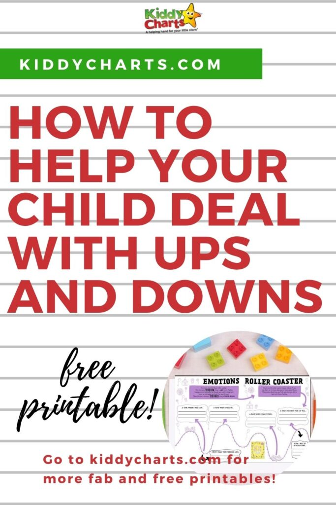 help your child deal with ups and downs