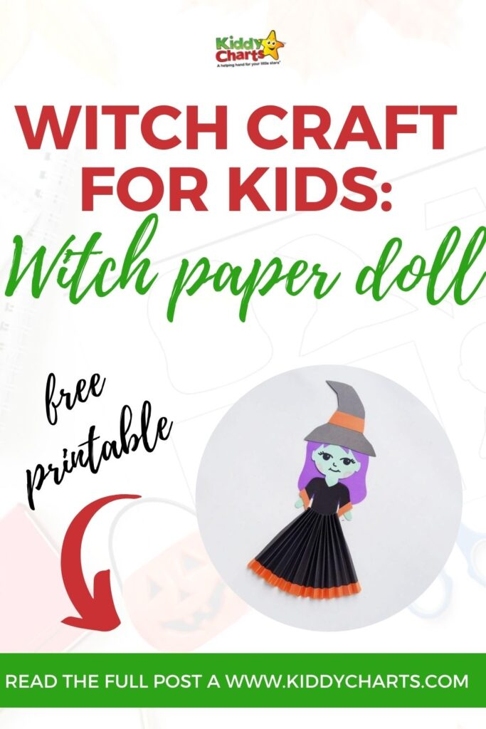 witch craft for kids