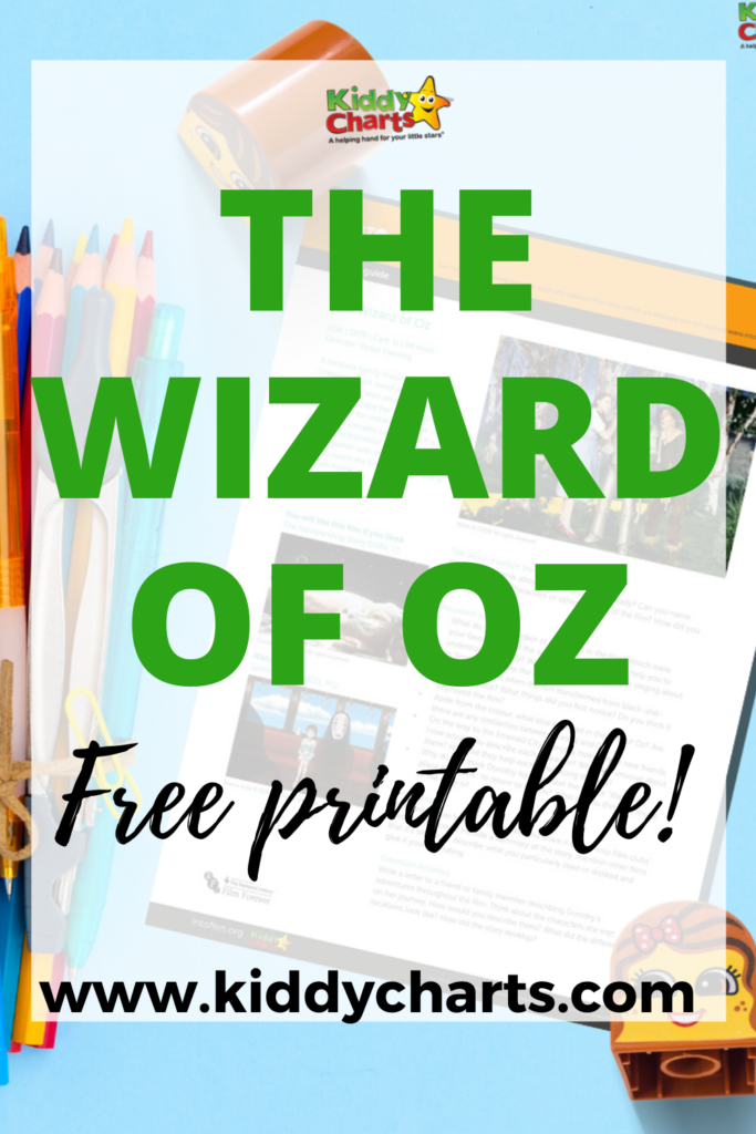 What The Wizard of Oz teaches our kids