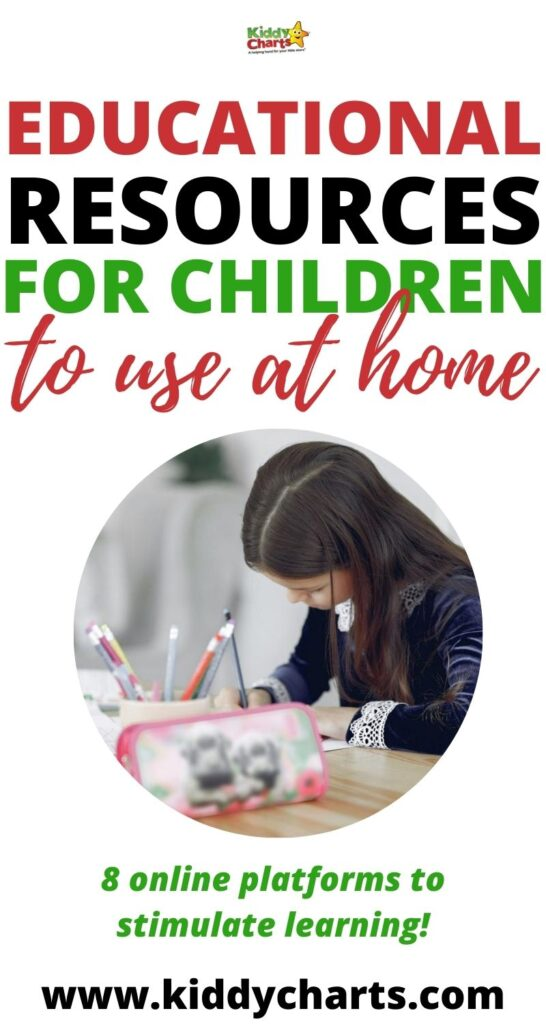 Educational resources for children