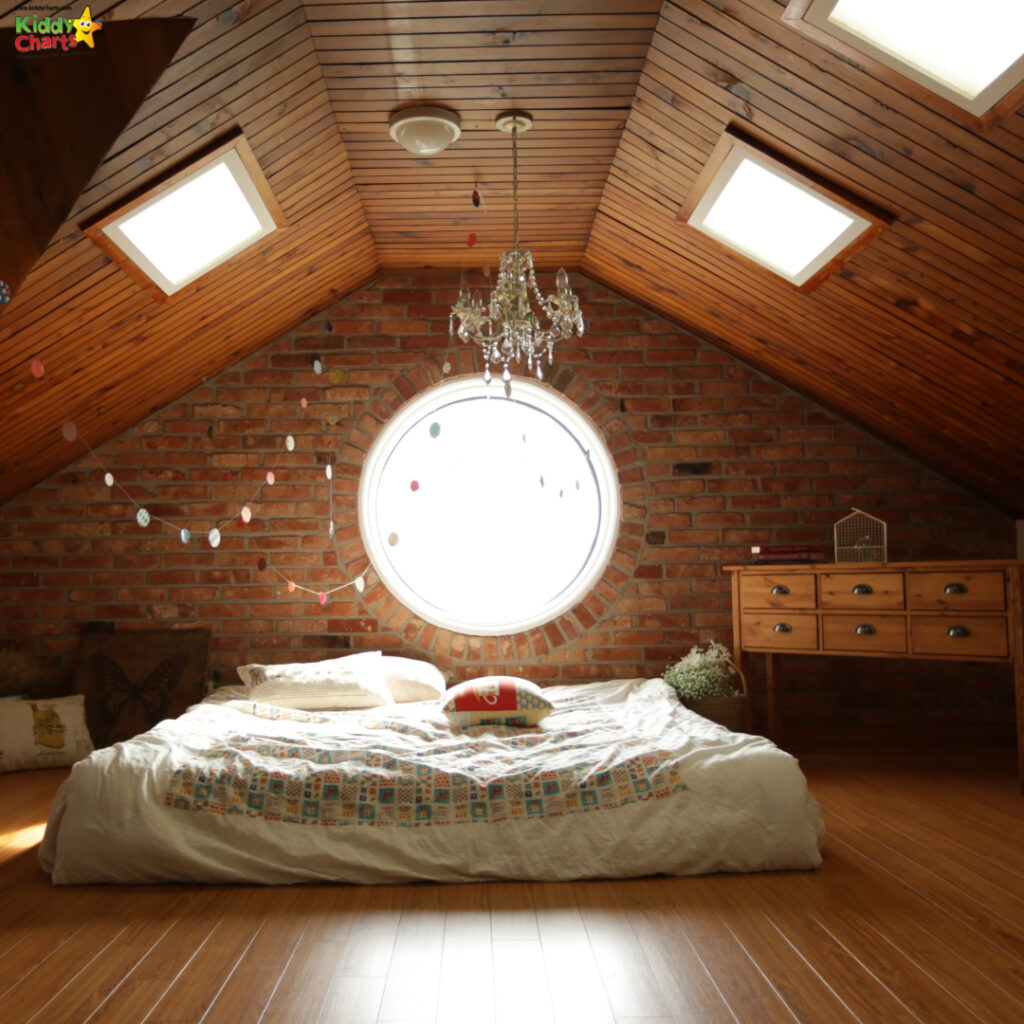 Perfect Kids Bedroom Loft Conversion