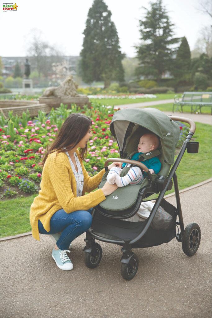 Versatrax 4-in-1 Multi Mode Joie Baby