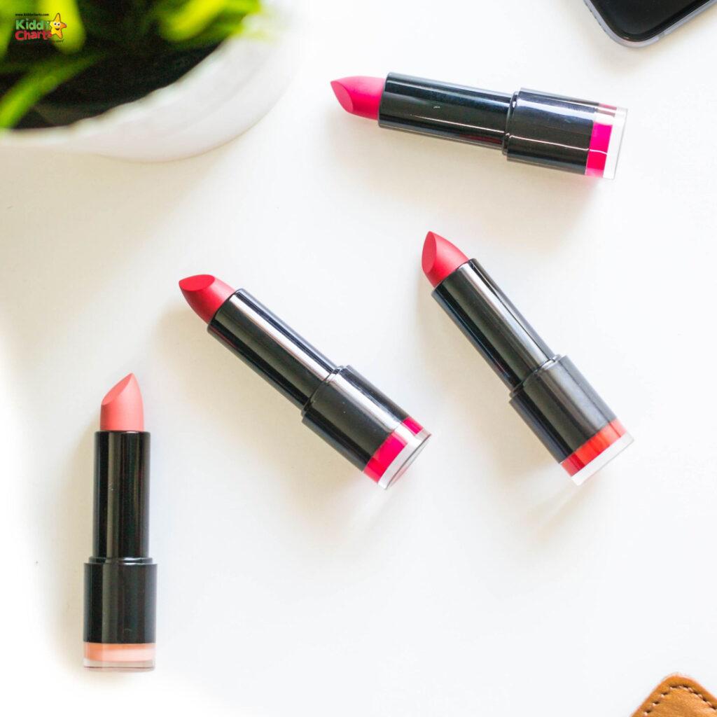 Create stunner lips