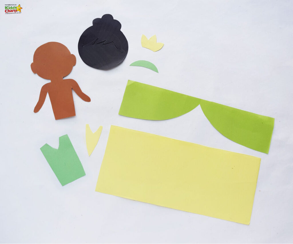 Princess Tiana doll instructions