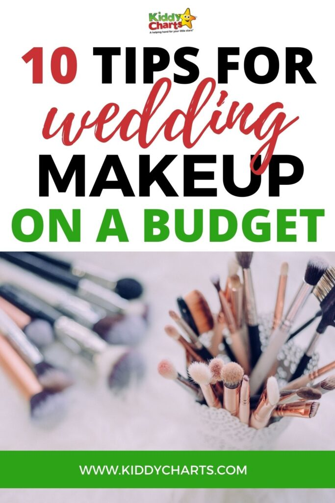 DIY Wedding makeup