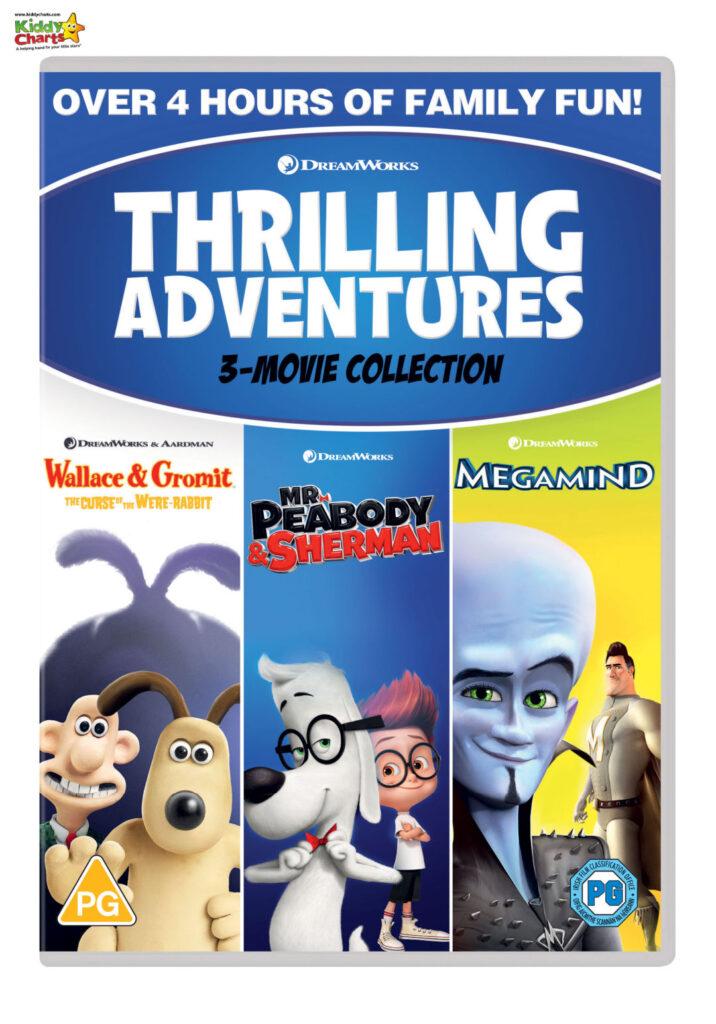 Halloween DVD Bundle for a Kids