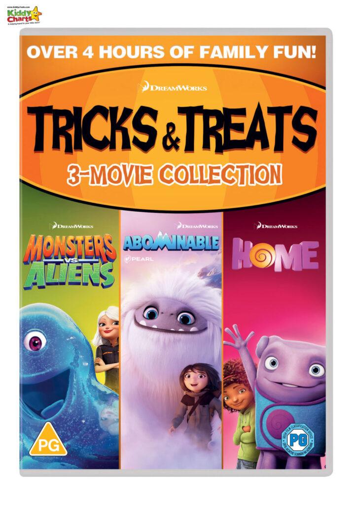 Kids Halloween Movie Night