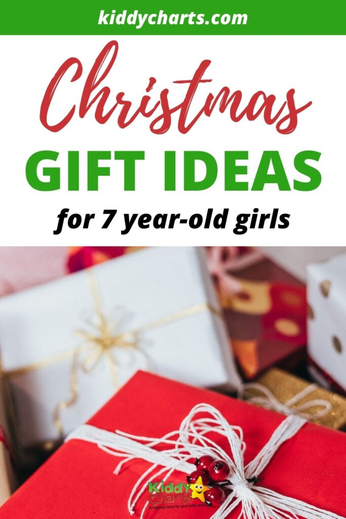 Xmas Gifts for 7-year Old Girls