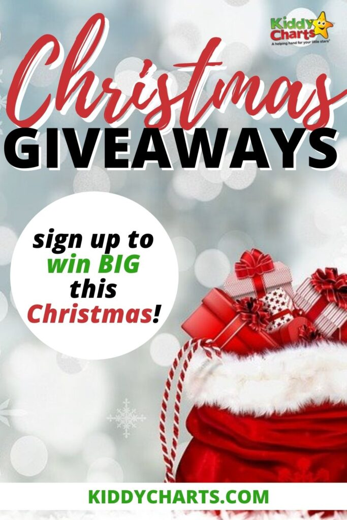 Sign up to win BIG this Christmas