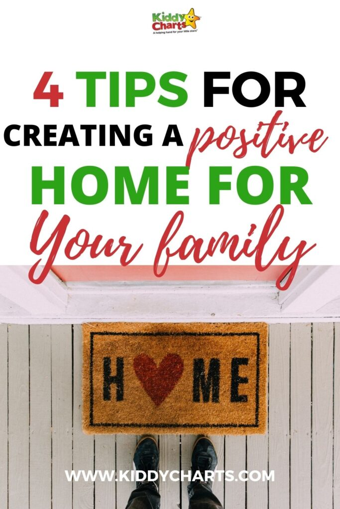 Positive and Rewarding Home