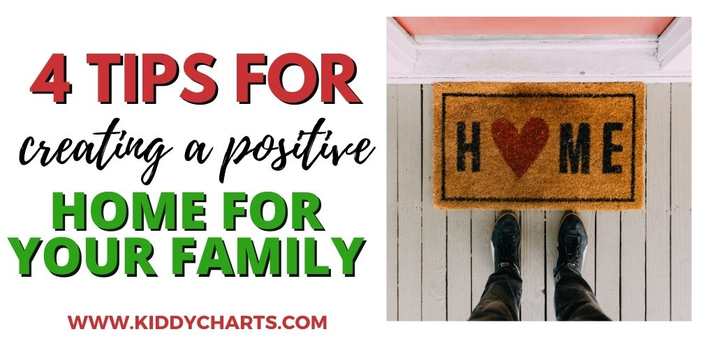 Tips for a Creating a Happy Home