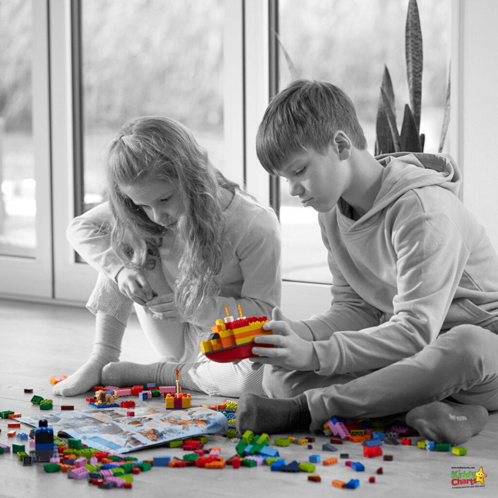 Activities LEGO