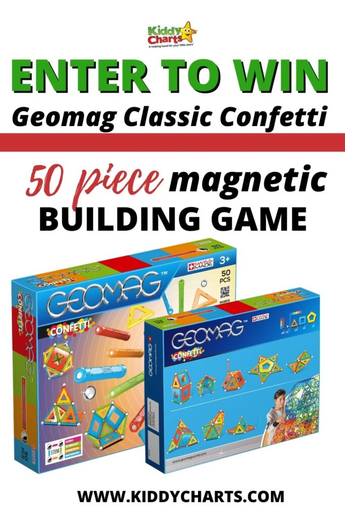 Magnetic Building Game