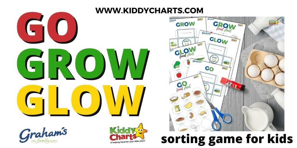 Sorting Game for Toddlers
