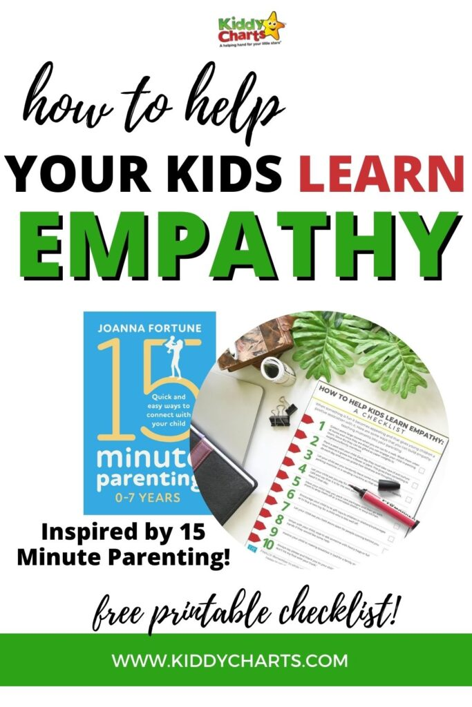 How to help your kids learn empathy