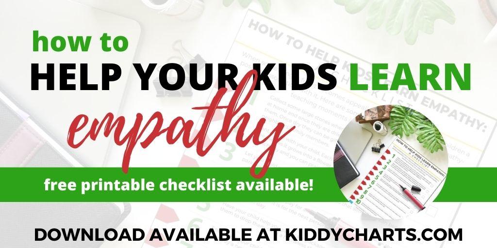 Help Kids Learn Empathy