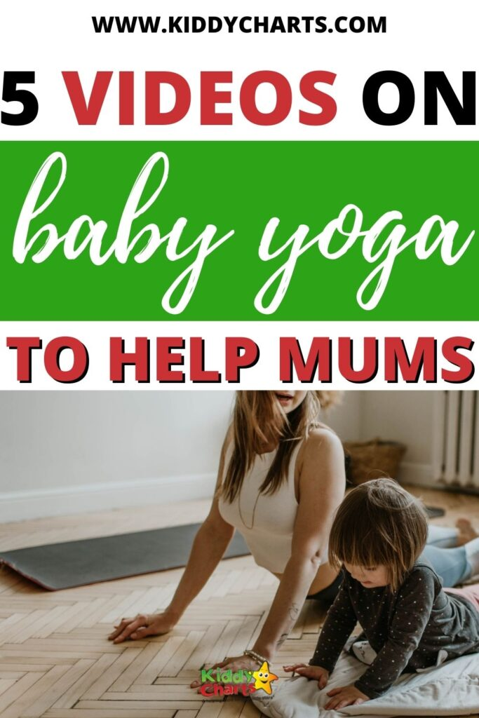 5 great videos to help with Baby Yoga