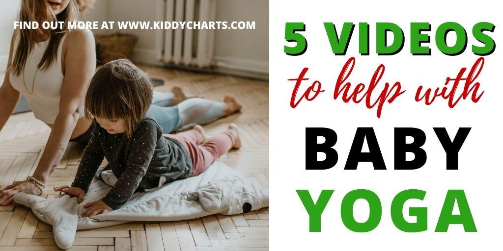 5  Baby Yoga Videos