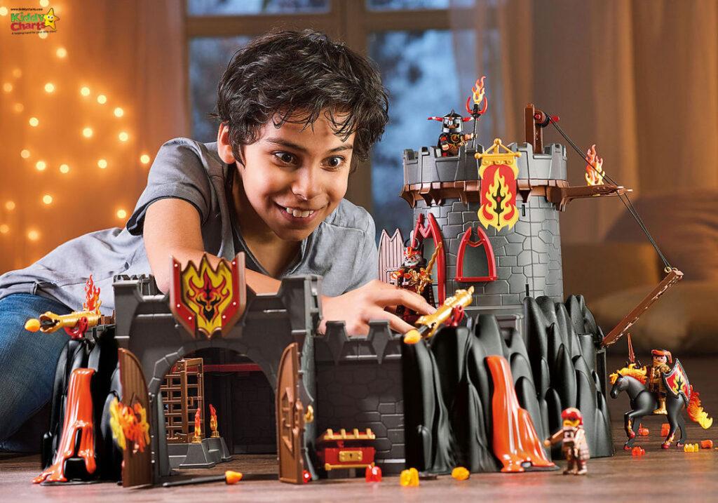 Bundle of Knights of Novelmore Playmobil