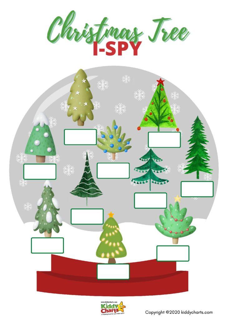 Christmas Games for Kids  iSpy