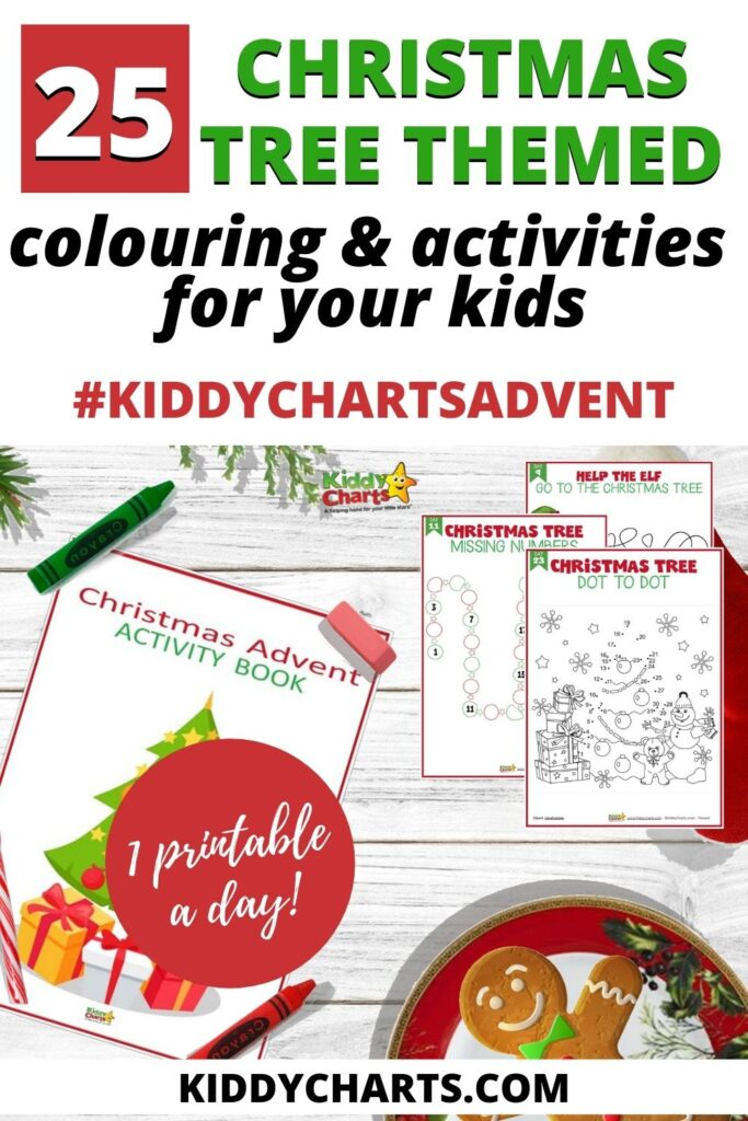 Christmas Coloring and Activities