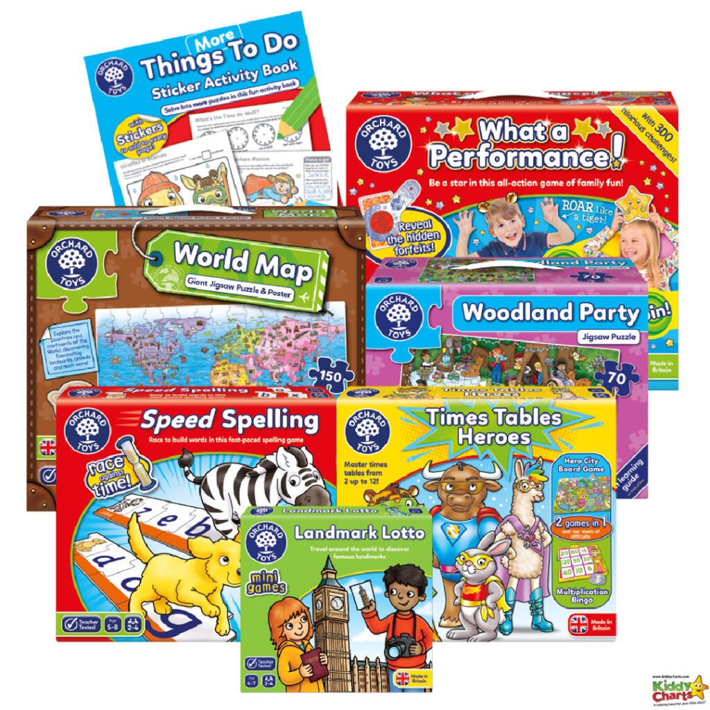 Win Orchard Toys Bundle